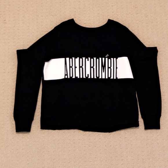 Women's Abercrombie and Fitch crew neck